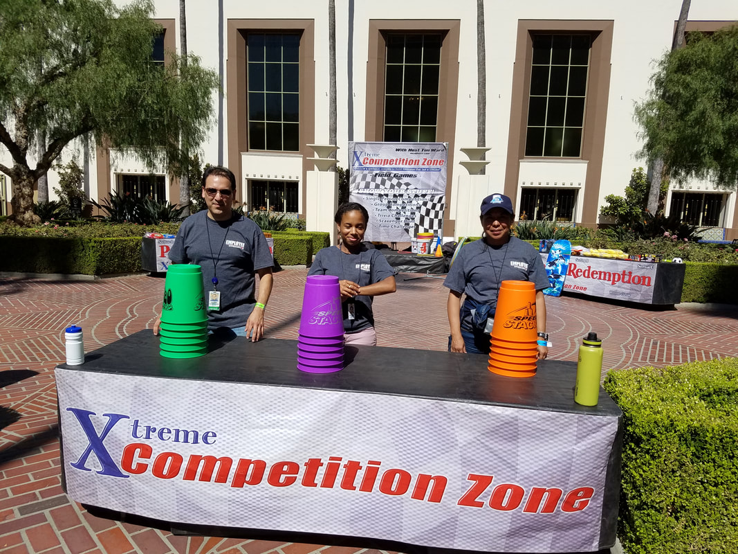 Speed Stack Cup Stacking Challenge