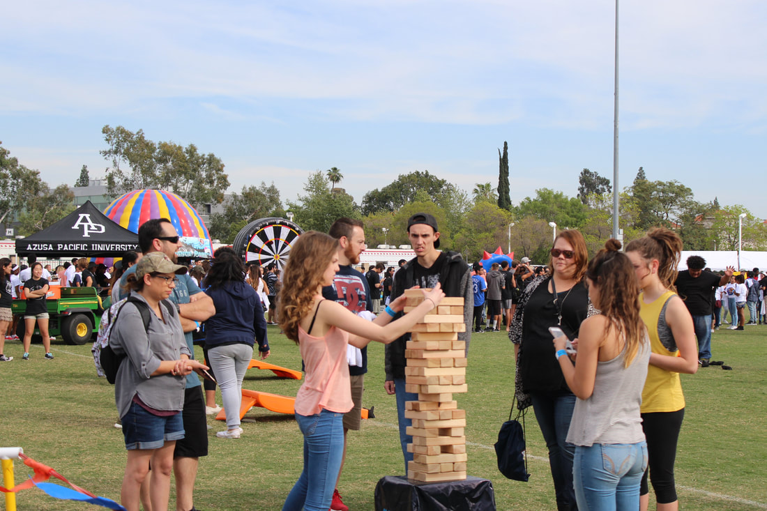 Games for Large Events California